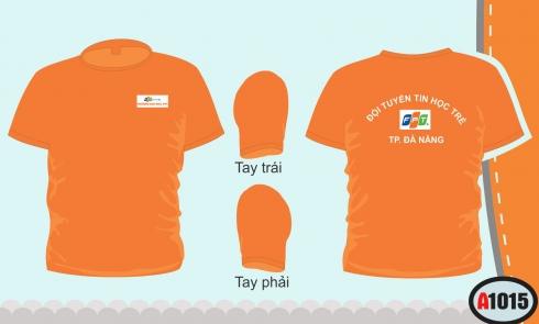 Hướng dẫn thiết kế áo đồng phục với phần mềm PowerPoint