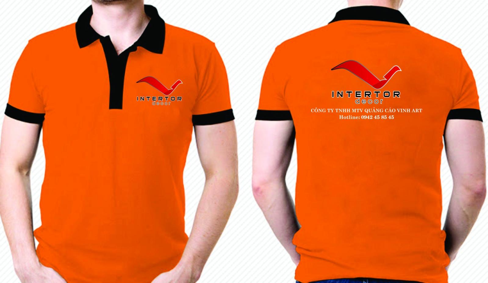 đồng phục công ty interpon