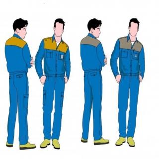 Tổng hợp một số mẫu đồng phục bảo hộ tại Hế Lô